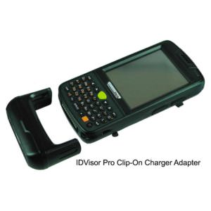 IDVisor Pro with Clip-On Charger Adapter